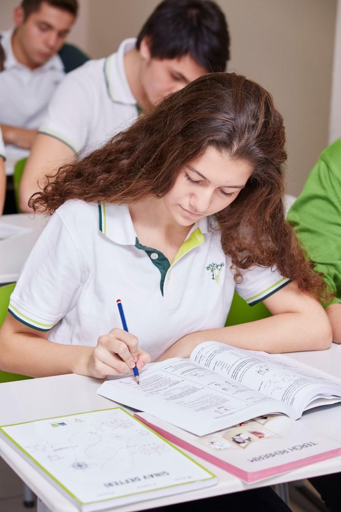 Doğa Anadolu Liseleri Üniversite Hazırlık Programı