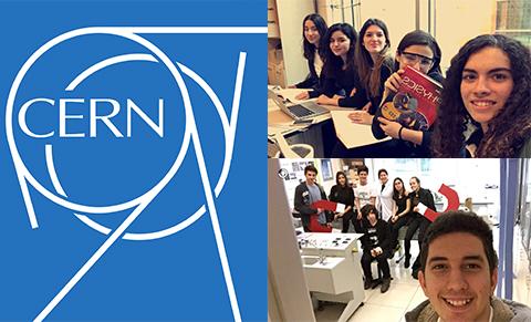 CERN BEAMLINE FOR SCHOOLS YARIŞMASI'NDA BÜYÜK BAŞARIMIZ!