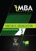 t-MBA kitapları- Yönetim ve Organizasyon